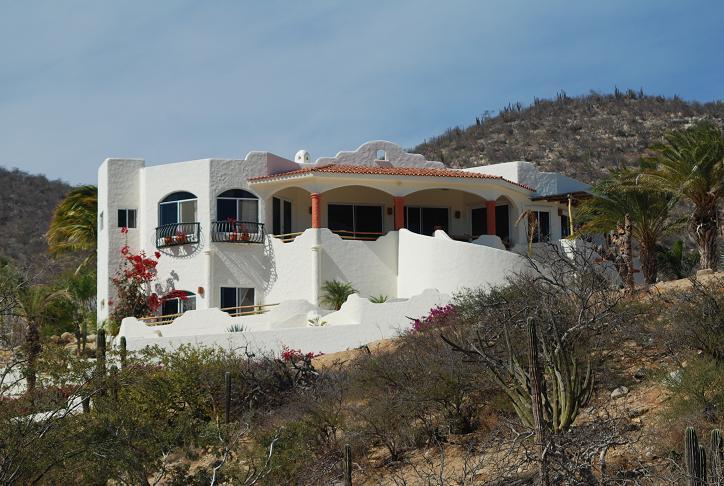 Beach House 4s Los Barriles