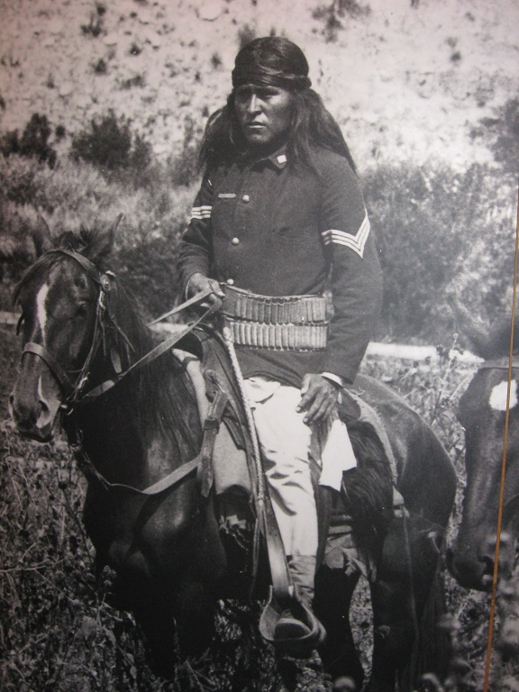 At Peace or in War, the Apache Indian Tribes Have Been a Proud People